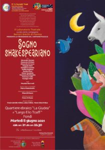 locandina Sogno shakespeariano